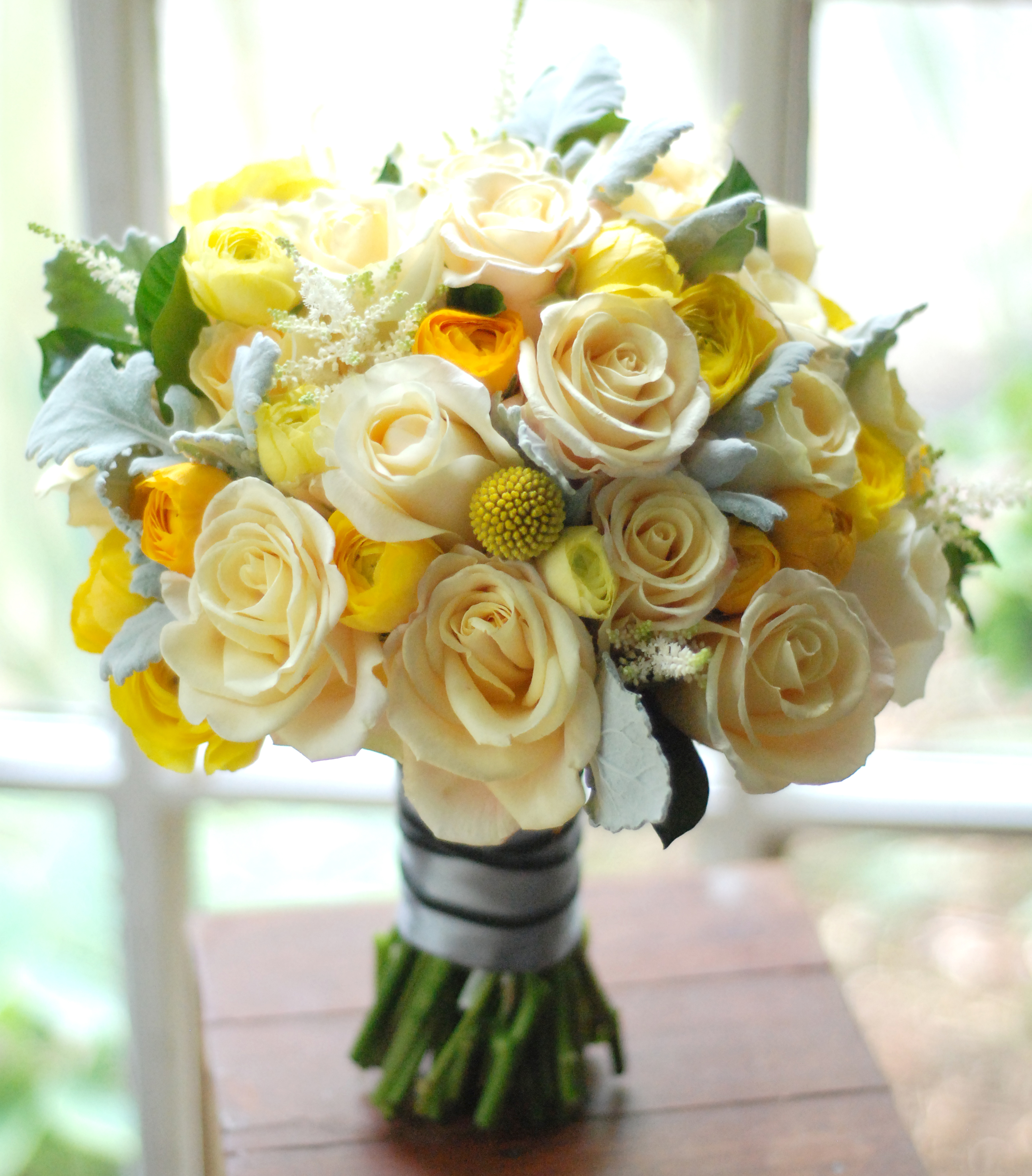 Wedding Flowers Yellow Roses: The Floral Studio In Baltimore